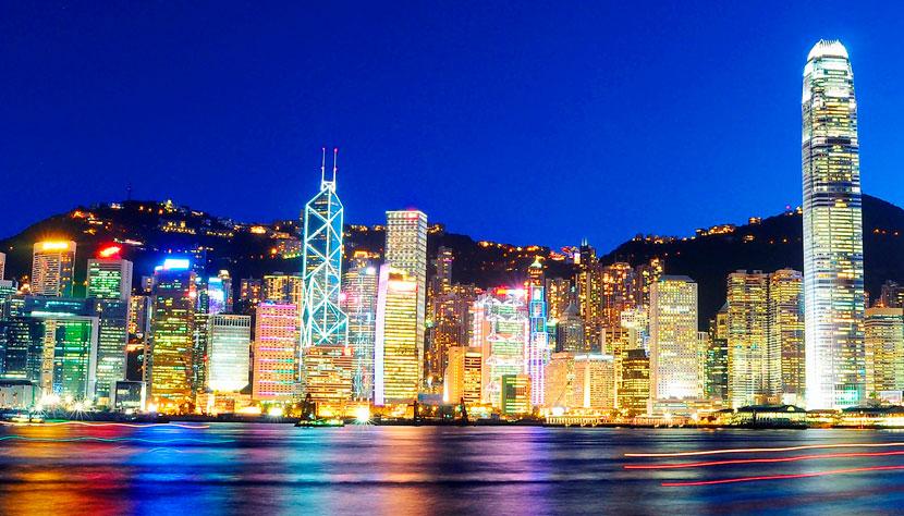 Thuê wifi du lịch Hong Kong