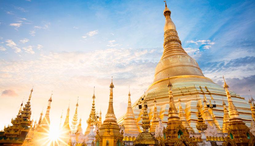 Thuê wifi đi Myanmar - Madalay