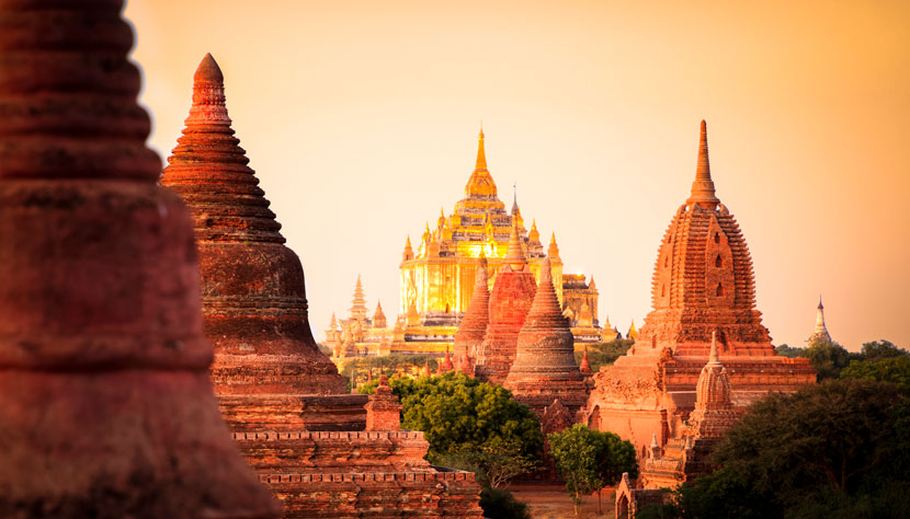 Thuê wifi đi Myanmar